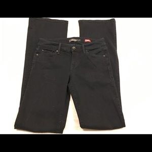 CHRISTOPHER BLUE Dark-Wash Straight Jeans S10